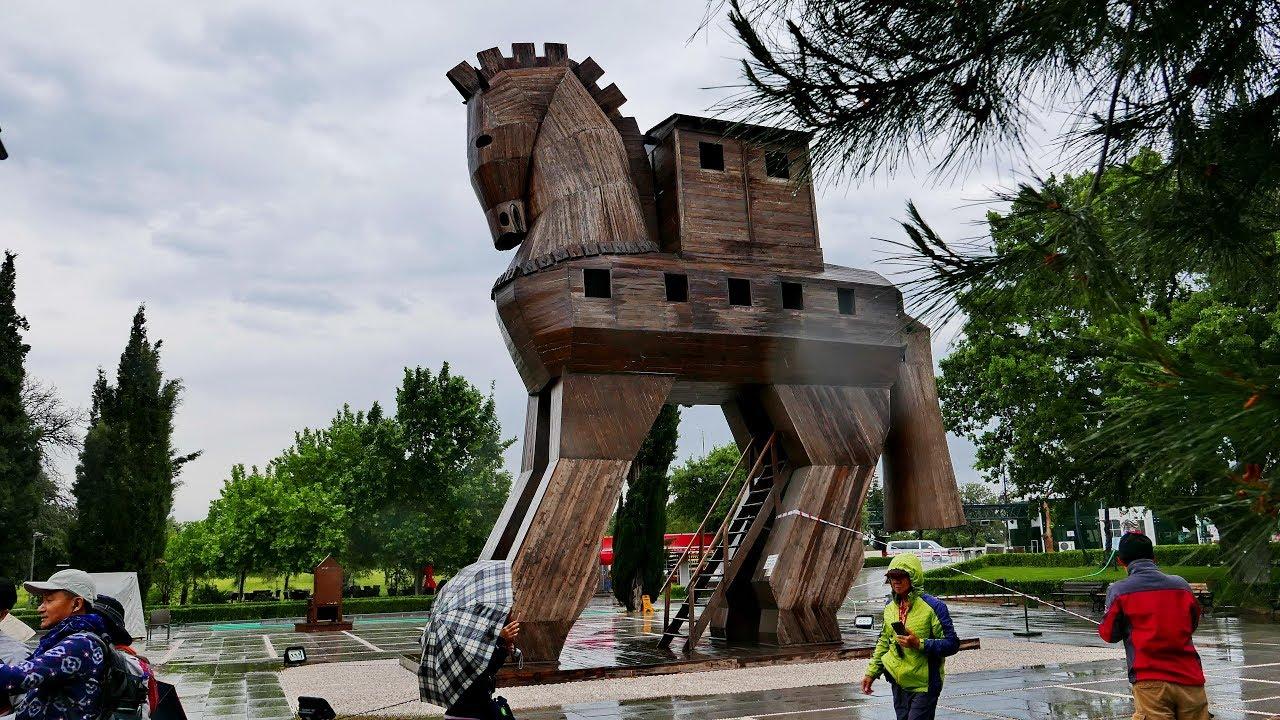 土耳其(雄獅旅遊)- 伊斯坦堡-世界遺產特洛伊 - YouTube
