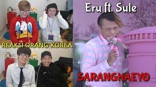 Download Mp3 Reaksi Orang Korea Mendengar Lagu Indonesia // Saranghaeyo  Eru Feat Sule