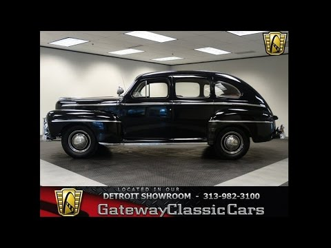 #320 - DET - 1948 Ford Super Deluxe