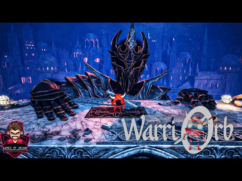 WarriOrb Game play 1 No Commentary |