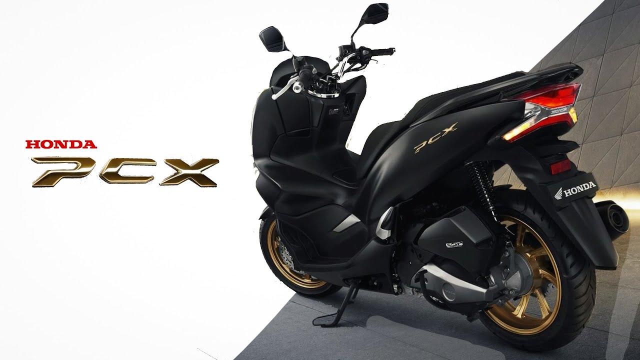 Perbedaan Honda Pcx Terbaru 2020 Youtube