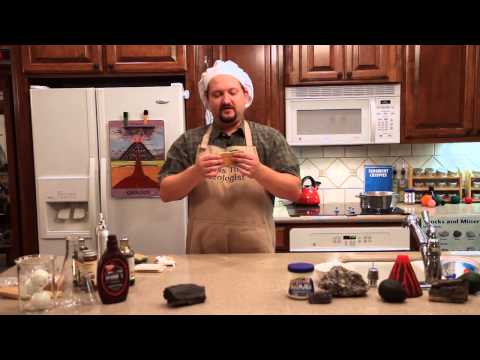 Geology Kitchen #9 - Plate Tectonics