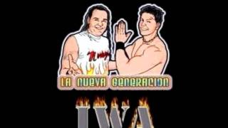 La Nueva Generation Noriega & Golden Boy Theme