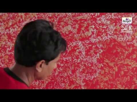 Berger Paints - Metallica Finish