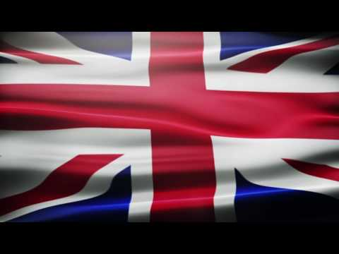 Flag of the Great Britain.