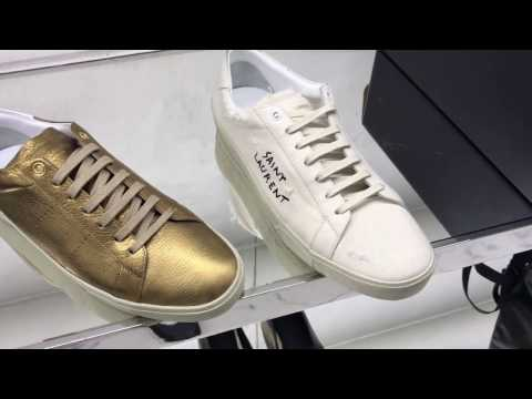 Luxury Shopping Vlog: Saint Laurent & Hermès RE UPLOAD