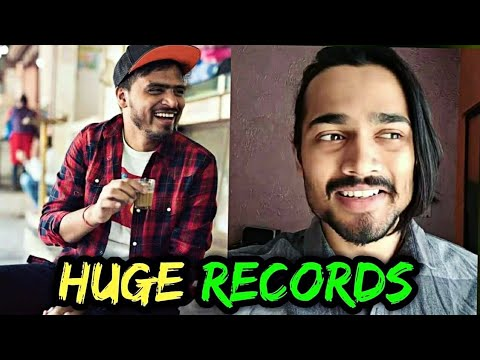BB Ki Vines - 1st Indian YouTuber To *1 BILLION* Views, Amit Bhadana |CarryMinati In PewDiePie Video