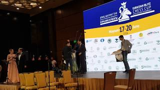 Eurasian Blitz Chess Cup, Almaty, Kazakhstan. 19. 06. 2016.(ФАРРУХ АМОНАТОВ - ОБЛАДАТЕЛЬ КУБКА ЕВРАЗИИ ПО БЛИЦУ., 2016-06-19T15:44:57.000Z)