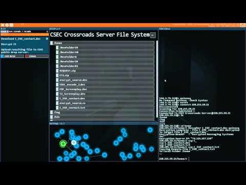 CSEC (1665) : Decrypt a Secure Transmission Mission #Hacknet
