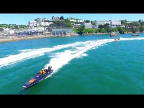 Torquay Powerboat Racing 2016 - Sunday