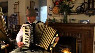 Annie Laurie - folk ballad on Vintage Hohner accordion