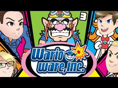 WarioWare Mega Party Games: FACECAM - EPISODE 3 - Friends Without Benefits