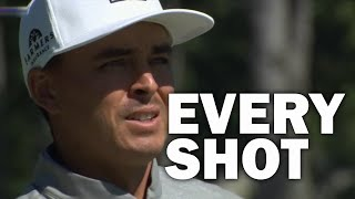 Rickie Fowler 3rd Round at the 2020 US Open | Every Shot