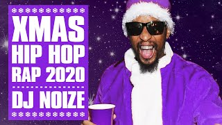 Christmas Hip Hop Music Mix 2020 🎄 Best Xmas Rap Songs Playlist 🎄 DJ Noize X-Mas Party Remix