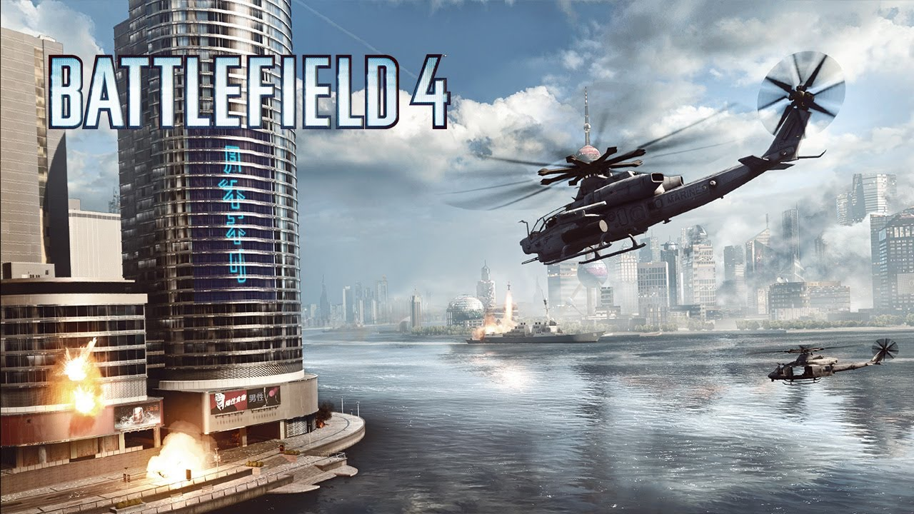 "Battlefield 4: Official ""Siege of Shanghai"" Multiplayer Trailer"