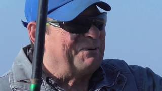 Морская рыбалка с пирса.Одесса апрель 2017 год.
