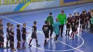 Чемпионат Украины по мини футболу Юниор9 Песочин 5 1 ДЮСШ12 Харьков