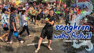 Bill Balo - Trải nghiệm lễ hội Tết Songkran ở Chiang Mai, Thái Lan (Songkran Festival in Chiang Mai)