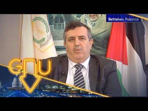 Mayor of Bethlehem Discusses Ongoing Israeli Occupation of his City & Palestine