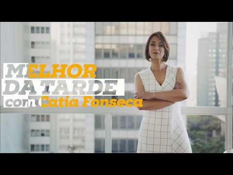 O Melhor Da Tarde Com Catia Fonseca