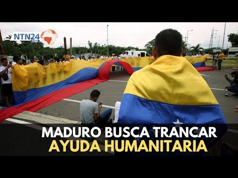 FAES custodia frontera venezolana para frenar ingreso de ayuda humanitaria