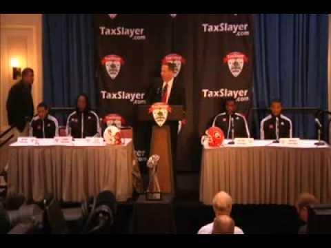 Georgia, Nebraska coaches, players hold final pre-game news conference