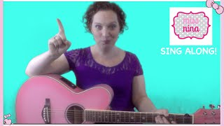 Children's Song: Put Your Finger In The Air by Woody Guthrie