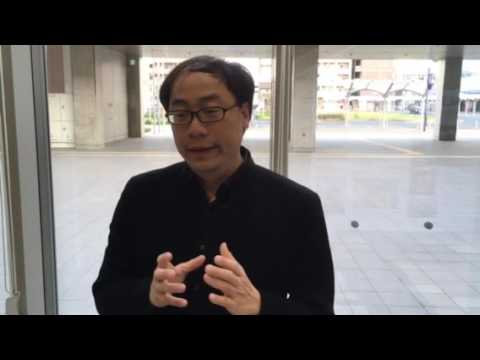 Perry Yang on Georgia Tech's 2017 Tokyo Urban Design Studio