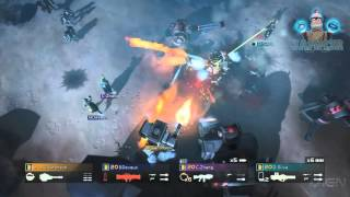 Helldivers (PS Vita/PS4/PS3) | This game looks FUN!