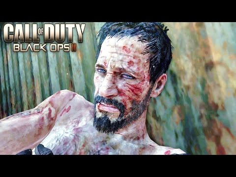 Call Of Duty Black Ops 2 Gameplay Saving Woods Mission Veteran
