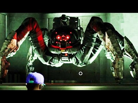 GIANT SPIDER ROBOT MISSION!! WATCH DOGS 2 Gameplay Walkthrough Part 24 - PS4 PRO FULL GAME!!