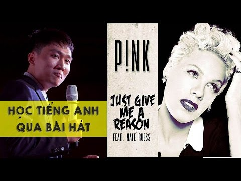 Just Give Me A Reason // Phiên bản học tiếng Anh // AlexD Music Insight // 1 hour Replay