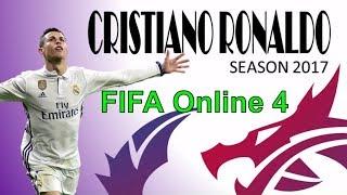 FO4 review   Cristiano Ronaldo - tiền đạo cắm số 1 season 17