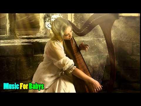 Hermosa Musica Celta de Arpa Musica Tranquila para Relajarse
