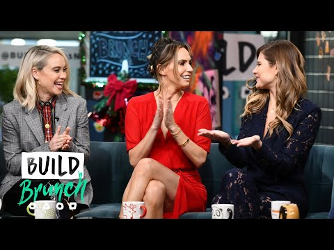 Becca Tobin, Keltie Knight & Jac Vanek Join The Table