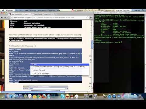 ASP.NET on Mac OS X
