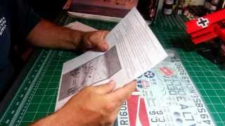 Lockheed Electra 10E Kit review