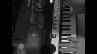 """How to play on piano """"Show"""" by Beth Gibbons & Rustin Man"""
