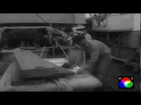 Russian Fishing Ships Intercepted by Philippine Navy 1959