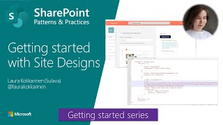 Getting started with Site Designs in SharePoint Online