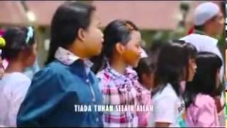 Haddad Alwi & Anti - Jadikan Kami Anak Yang Sholeh (Karaoke + VC) - YouTube.flv