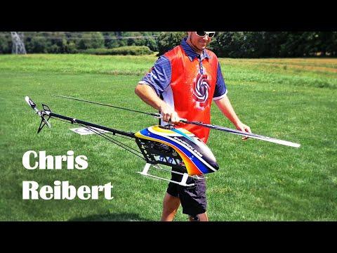 Chris Reibert flying