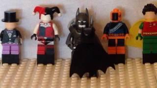 Lego Batman vs Superman part 1