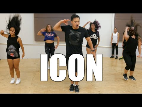 ICON  Jaden Smith Dance Choreography  Jayden Rodrigues