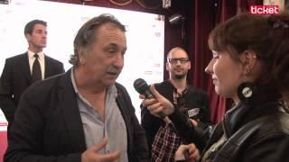 Gert Steinbäcker im Interview mit dem Ticket Magazin