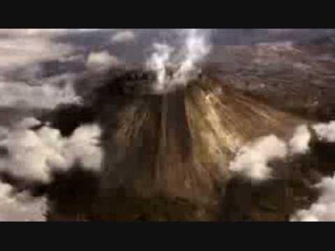 Mount Vesuvius Erupting 79 AD