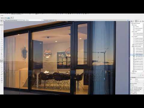 Archicad - Reykjavik house - Etape 59