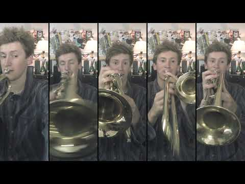 Amy Winehouse - You Know I'm No Good for Brass Quintet with sheet music