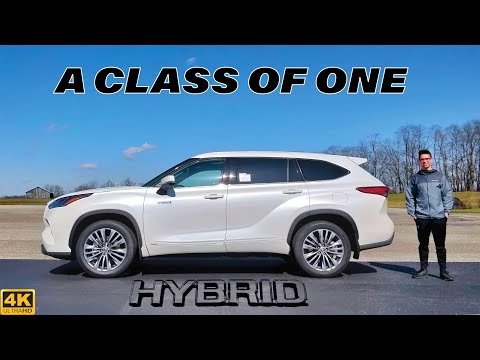 2020 Toyota Highlander Hybrid // Does *36MPG* Make THIS America's BEST 3-Row??