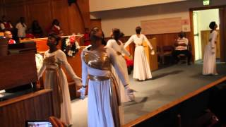 Now Behold The Lamb/Take Me To the King Performance